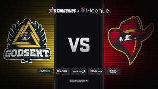 GODSENT vs Renegades, map 1 inferno, StarSeries i-League Season 5 Finals