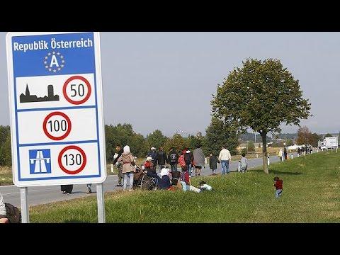 Γερμανία: Σε ισχύ οι έλεγχοι στα σύνορα της με την Αυστρία