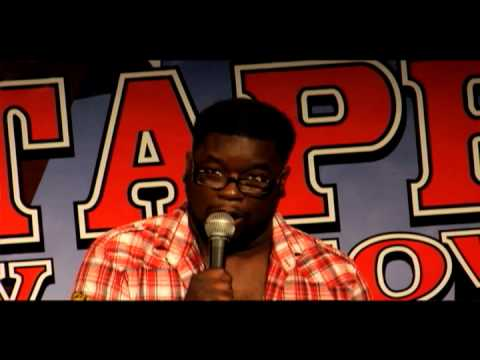 Mixtape Comedy Show - Lil Rel, Part 1