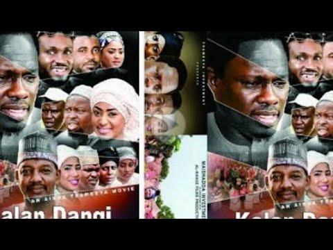 KALAN DANGI Part 1 & 2  New 2017 Hausa  Film