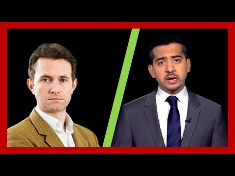 Douglas Murray Drives Mehdi Hassan Mad