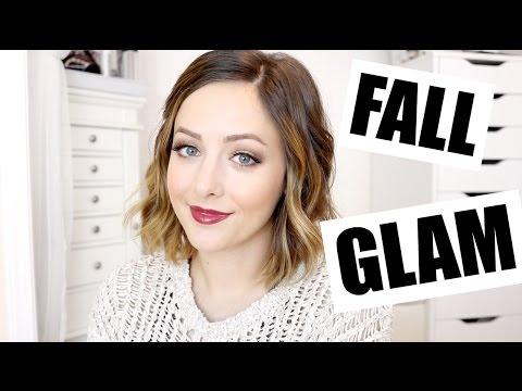 Fall Glam Makeup Tutorial!