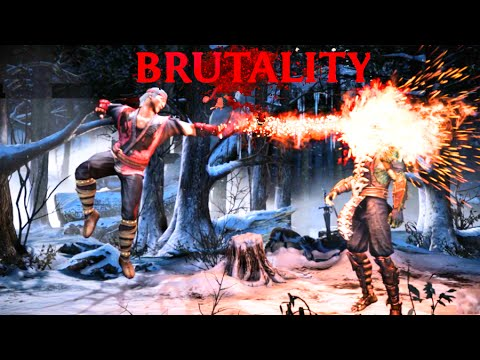 Mortal Kombat Animations