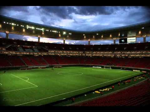 El estadio Omnilife