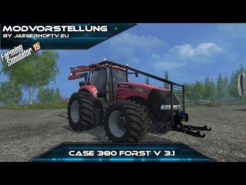 Case 380 Forestry v3.2