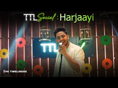 TTL Social | Harjaayi: Punjabi Music Video | Amie | The Timeliners