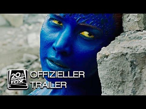 X-Men: Apocalypse | Trailer 2 | Deutsch HD German (Oscar Isaac)