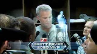 Hyundai Brett Favre Super Bowl Commercial