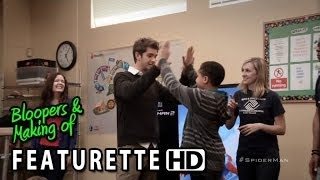 The Amazing Spider Man 2 (2014) Featurette - Spider-Fan