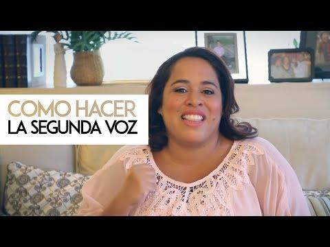 Ingrid Rosario 23HRS Blog - Como hacer la segunda voz