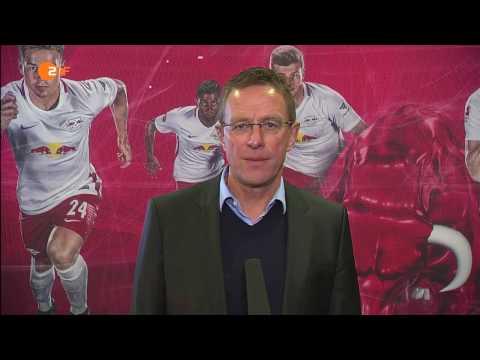 RB Leipzig - Rangnick: Genießen Momentum | das aktu ...