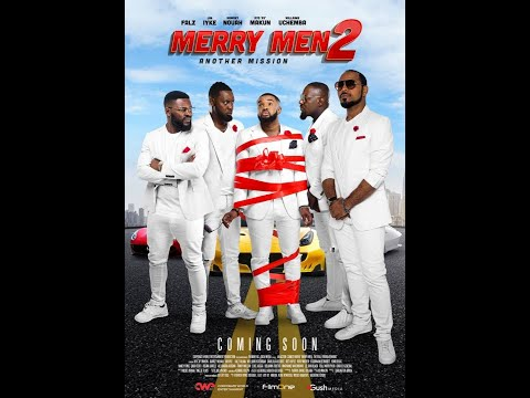 MERRY MEN 2: ANOTHER MISSION: Q&A with Moses Inwang, Darlington Abuda, Ayo Makun & Ufuoma McDermott.