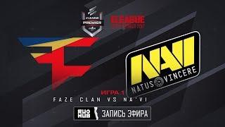 FaZe Clan vs Na'Vi - ELEAGUE Premier - de_inferno [yXo, CrystalMay]