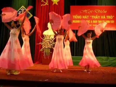 tieng hat thay va tro 2010
