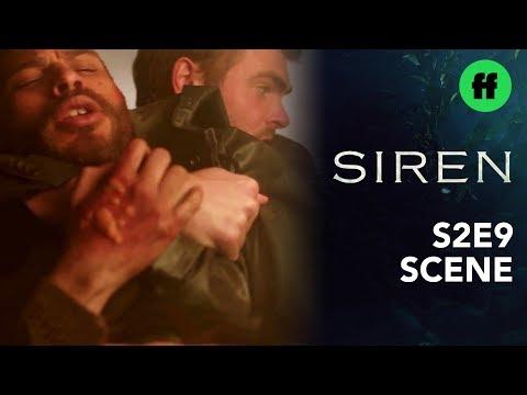Siren Season 2, Episode 9 | Ben & Maddie Rescue Xander & Calvin | Freeform
