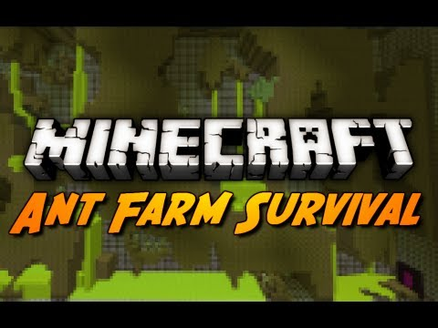 Ant Farm Survival - Ep. 20 - ESCAPING THE ANT FARM!
