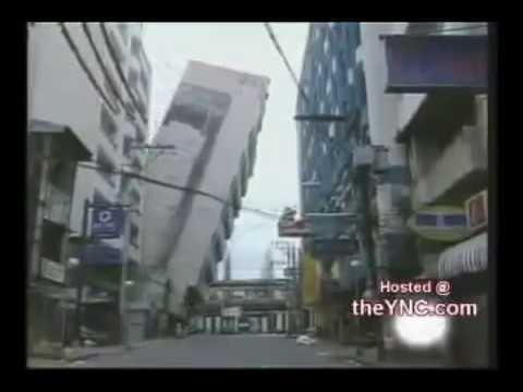 Edificios que se caen (видео)