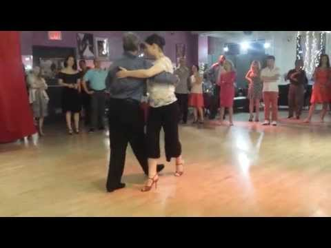 Argentine Tango:Jorge Torres – class