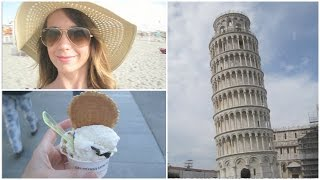 Viareggio Italy  City pictures : Italy Day 2 | The Leaning Tower of Pisa & Viareggio