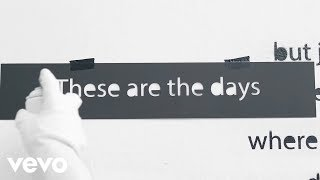 Avicii - The Days (Lyric Video) - YouTube