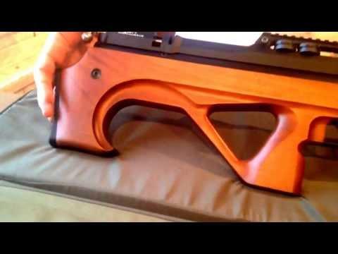 Обзор PCP винтовки  Edgun Matador (видео)