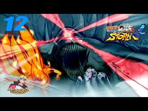 Naruto Shippuden: Ultimate Ninja Storm 4 - Story Mode | Walkthrough Part 12 | Roar of the Ten Tails