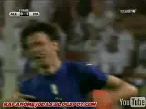 Maradona commenta Italia-Germania (inolvidable!)
