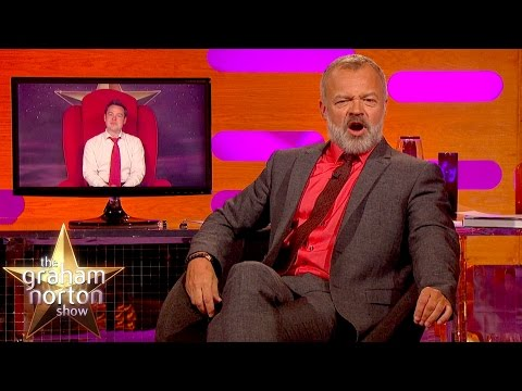 Graham Horrified By Red Chair Story - The Graham Norton Show