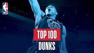 Download Video Top 100 Dunks: 2017-2018 NBA Season MP3 3GP MP4