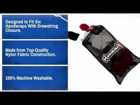 Hayabusa Handwrap Wash Bag - MAEQD.COM
