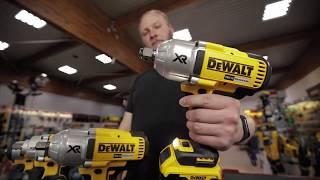 Akumulatorowe Klucze Udarowe DeWalt serii DCF