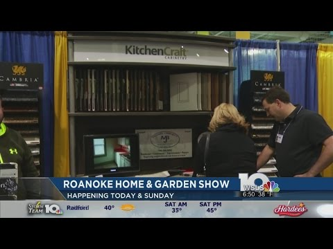 An Inside Look from a Vendor at the Roanoke Home & Garden Show