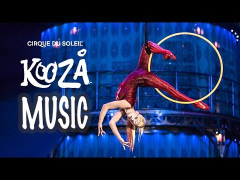 "KOOZA Music & Lyrics Video 🎉| ""L'Innocent"" | NEW Cirque du Soleil 🎶Every TUESDAY!"