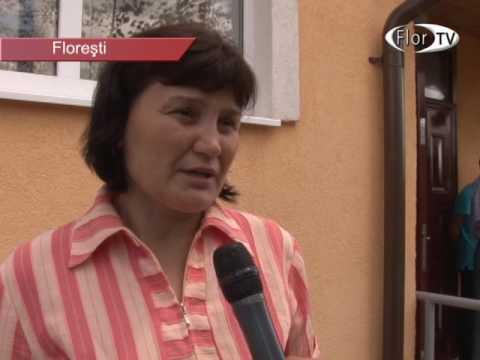 Copii de la casele comunitare din Florești au fost felicitați de către un deputat parlamentar