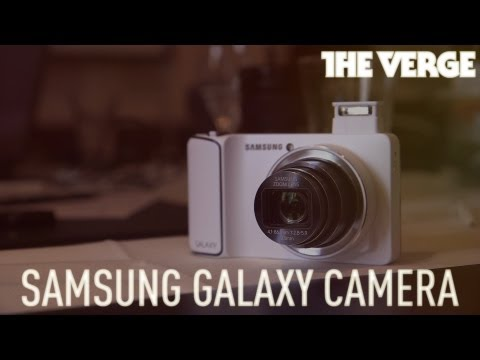 Samsung Galaxy Camera EK-GC100 – Is It Worth Getting One?