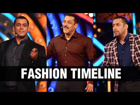Salman Khan - Most Fashionable TV Host | Bigg Boss
