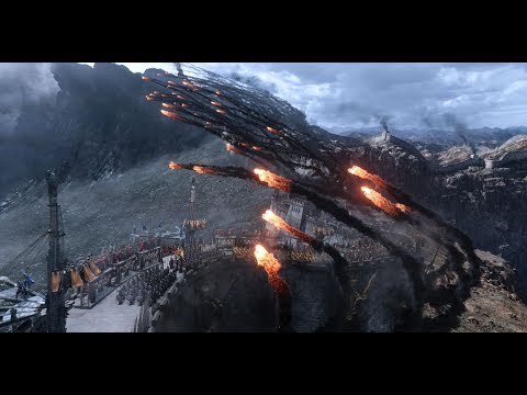 The Great Wall - First Battle Begin - Movie Clip FHD