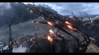 The Great Wall   First Battle Begin   Movie Clip Fhd