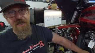 8. Victory Motorcycle Starter Diagnosis