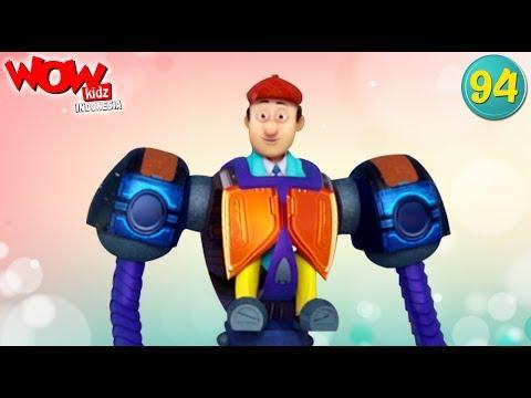 Kisah Anak-Anak | Chacha Bhatija | animasi indonesia | Kartun Lucu | Robot Chacha