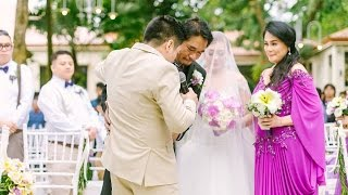 Video Singing Groom - Beautiful In White (Terence & Frances Wedding) MP3, 3GP, MP4, WEBM, AVI, FLV Juli 2018