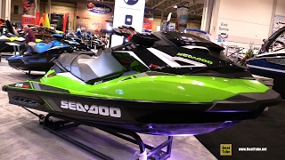 7. 2017 Sea Doo GTR-X 230 Jet Ski - Walkaround - 2017 Toronto Boat Show