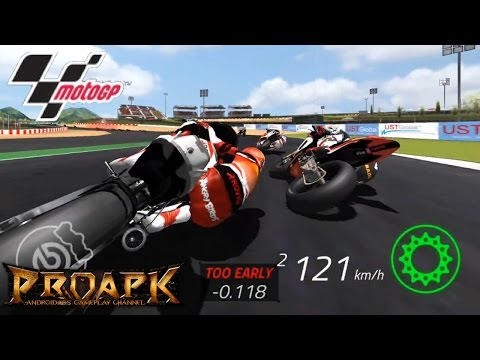 Motogp Racing: Championship Quest Gameplay Ios / Android - Video71.Com
