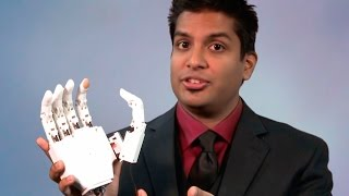 Thumbnail of Building a Better Hand: A Low-Cost, High-Tech, 3D-Printed Prosthesis for the World video