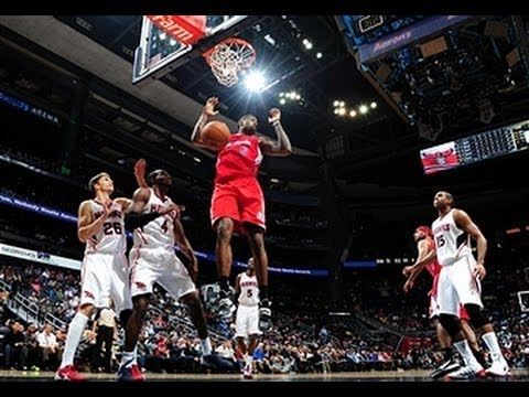 up - DeAndre Jordan comes screaming in for the clean-up dunk. Visit nba.com/video for more highlights. About the NBA: The NBA is the premier professional basketba...