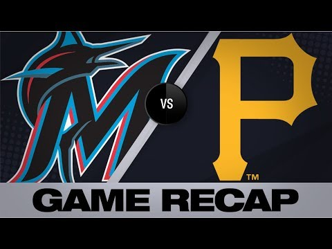 Video: Diaz, Reynolds lead Pirates' comeback in 9th | Marlins-Pirates Game Highlights 9/4/19