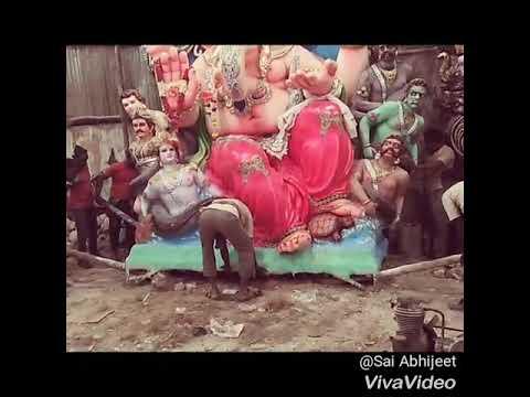 Ganesha aagman 2k18   East marred pally   durga bhavani association