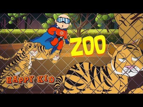 Happy Kid | Zoo | Episode 8 | Kochu Tv | Malayalam