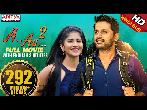 A AA 2 ( Chal Mohan Ranga )  New Released Hindi Dubbed Movie | Nithiin, Megha Akash
