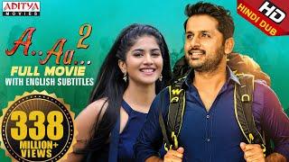 A AA 2 ( Chal Mohan Ranga ) 2019 New Released Hindi Dubbed Movie   Nithiin, Megha Akash